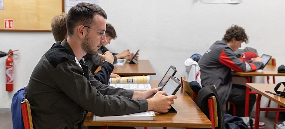 26402 - Crest - Lycée Professionnel Privé Saint-Louis