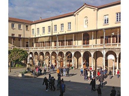 26100 - Romans-sur-Isère - Collège Privé Notre-Dame-des-Champs