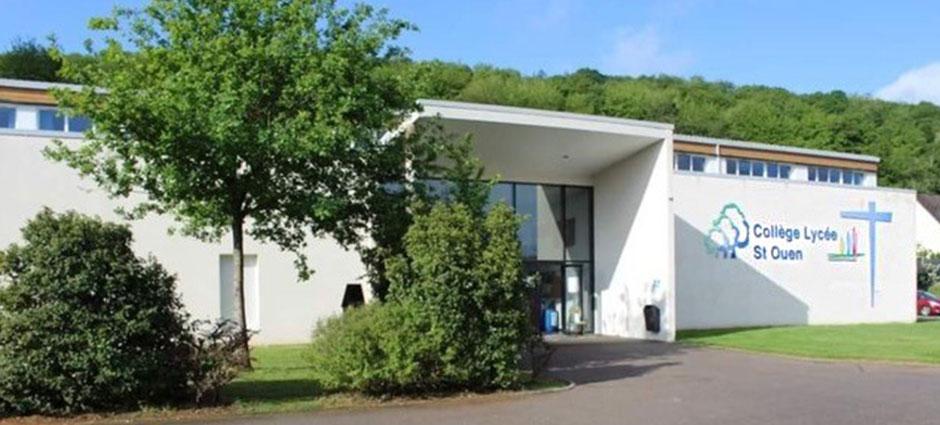 27500 - Pont-Audemer - Lycée Professionnel Privé Saint-Ouen