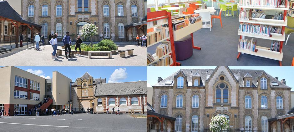27400 - Louviers - Collège Privé Notre-Dame Saint-Louis
