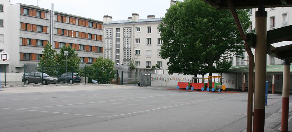 29200 - Brest - École Privée Saint-Louis