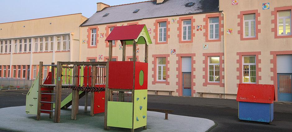 29860 - Plabennec - École Sainte-Anne, Skol Santez Anna