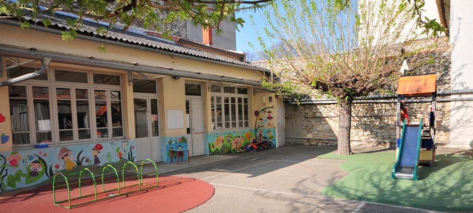 30900 - Nîmes - Ecole Privée Saint André