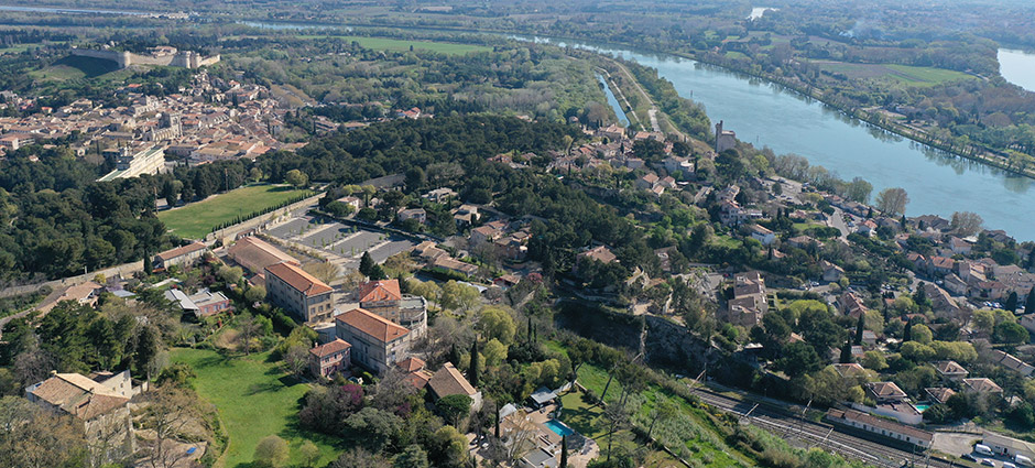 30400 - Villeneuve-lès-Avignon - Institution Sancta Maria École Privée Sancta Maria