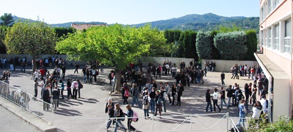 30100 - Alès - Collège Privé Mixte Bellevue - Marie Rivier
