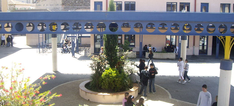 30200 - Bagnols-sur-Cèze - Collège Privé Mixte Saint-Jean
