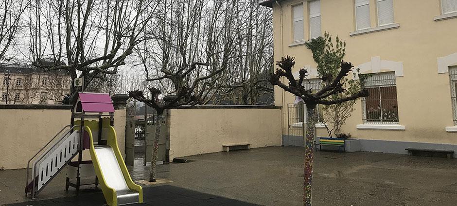30110 - La Grand-Combe - École Maternelle et Primaire Privée Saint-Pierre
