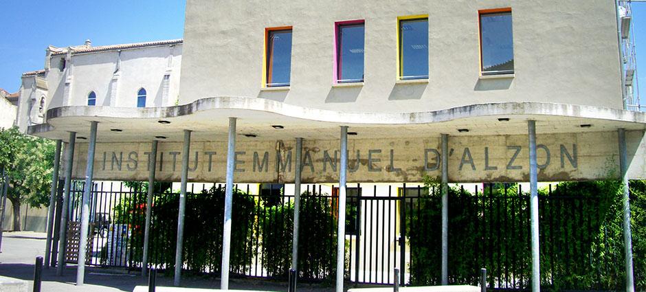 30020 - Nîmes - Institut d'Alzon - École Privée - Nîmes