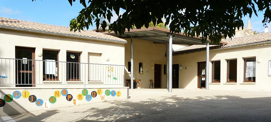 30700 - Saint-Quentin-la-Poterie - École de la Sainte-Famille