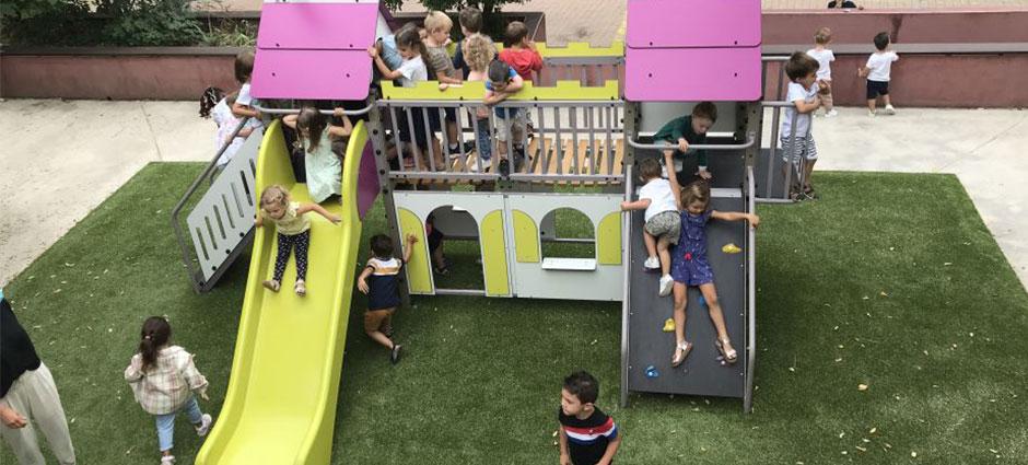 30250 - Sommières - École Maternelle et Primaire Maintenon