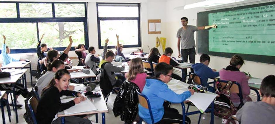 30000 - Nîmes - Collège Privé Valsainte