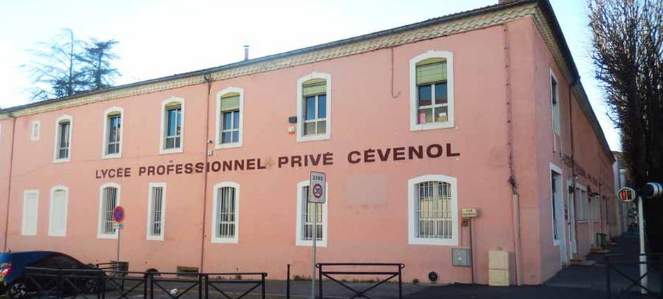30100 - Alès - L.P. Privé Cévenol