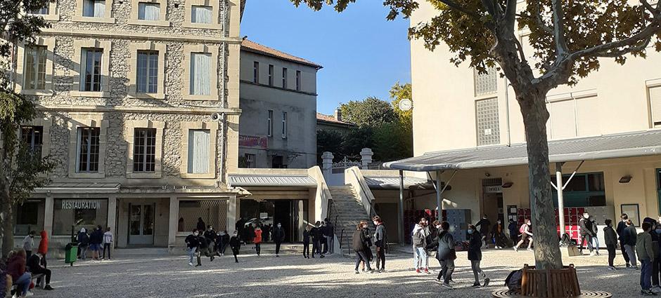 30400 - Villeneuve-lès-Avignon - Collège Privé Sancta Maria