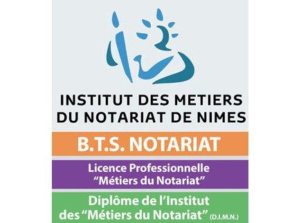 30900 - Nîmes - INFN - Institut National des Formations Notariales - Site d'enseignement de Nimes