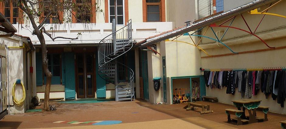 31000 - Toulouse - École Privée Grand Rond - Saint-Etienne