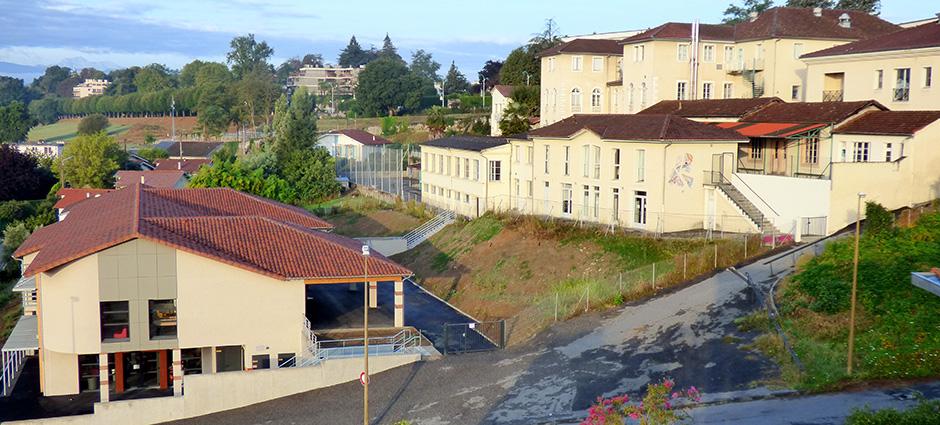 31800 - Saint-Gaudens - École Privée Sainte-Thérèse