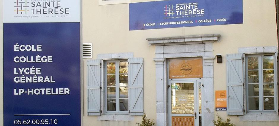 31800 - Saint-Gaudens - Lycée Professionnel Hôtelier Privé Sainte-Thérèse