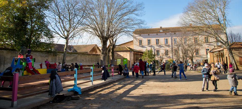 32600 - L'Isle-Jourdain - École Privée Notre Dame le Clos Fleuri
