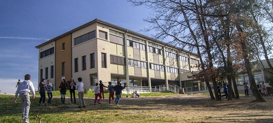 32600 - L'Isle-Jourdain - Collège Privé Notre Dame le Clos Fleuri