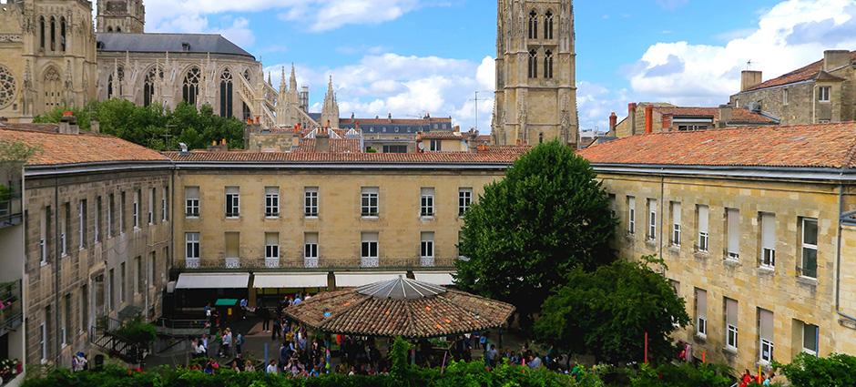 33000 - Bordeaux - École Maternelle et Elémentaire Sévigné