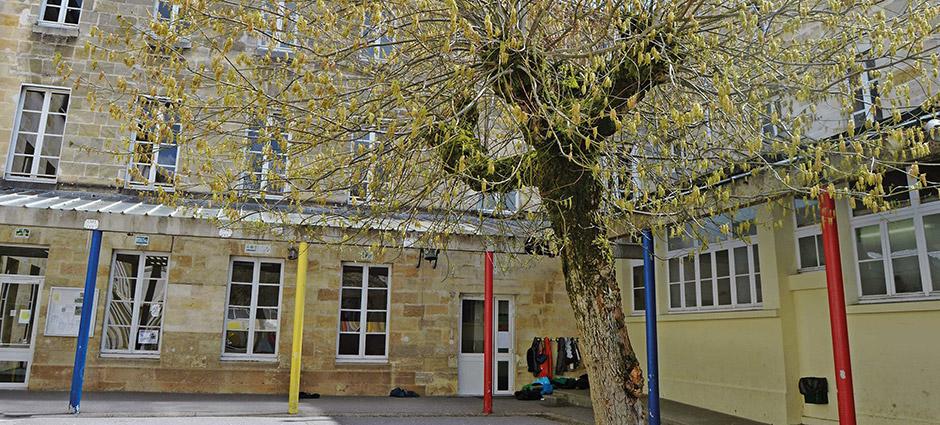 33000 - Bordeaux - École Le Mirail, Ecole du Matin