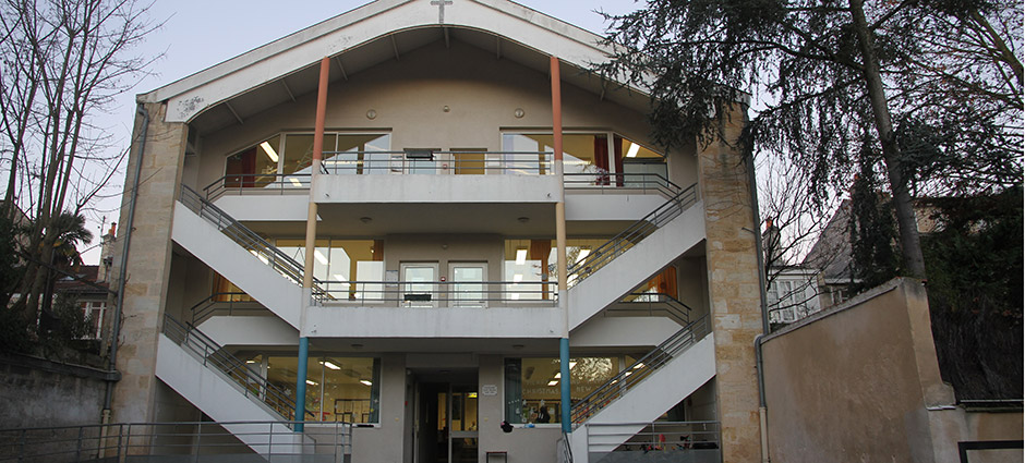 33000 - Bordeaux - Ensemble scolaire privé Saint-Seurin