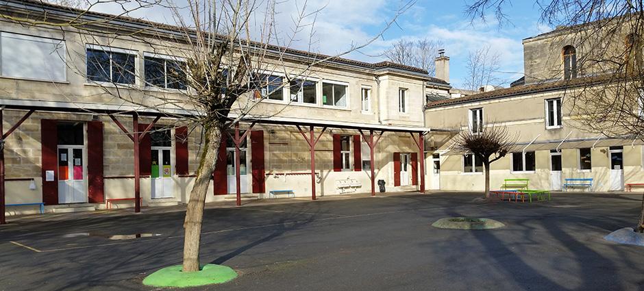 33200 - Bordeaux - École du Bon Pasteur
