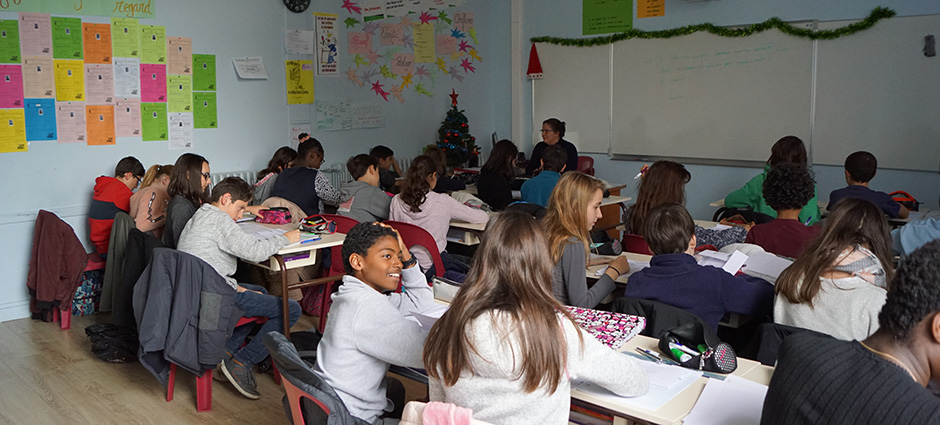 33000 - Bordeaux - Collège Assomption Sainte-Clotilde, Ensemble Scolaire ASC Bordeaux