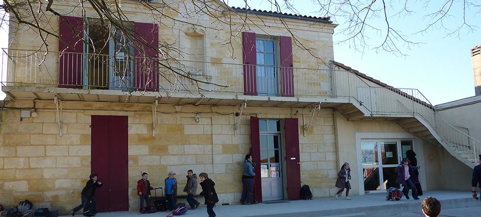 33370 - Fargues-Saint-Hilaire - École Privée Mixte Marie Rivier