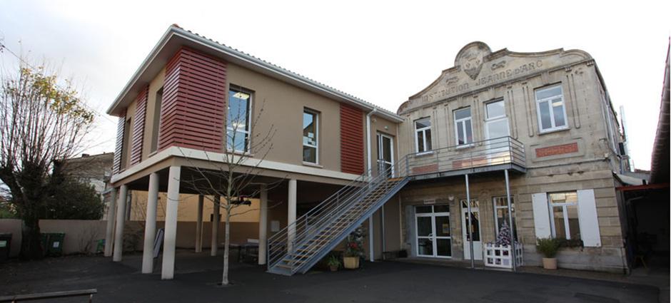 33110 - Le Bouscat - École Privée Jeanne-d'Arc