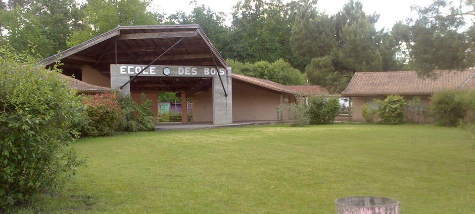 33650 - Martillac - École des Bois