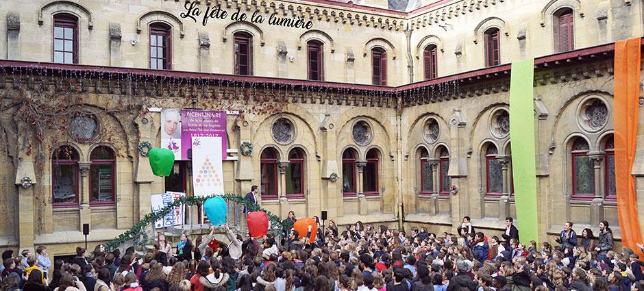 33073 - Bordeaux - Lycée Assomption Sainte-Clotilde, Ensemble Scolaire ASC Bordeaux