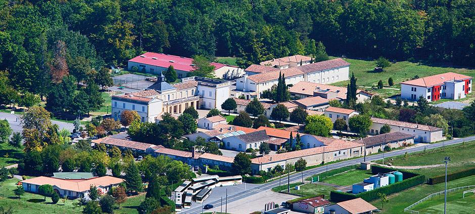 Lycée de la Sauque