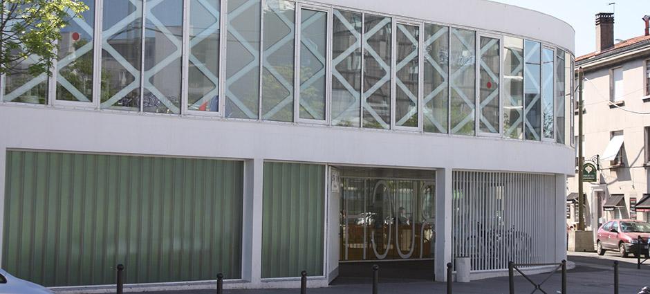 33072 - Bordeaux - «La Ruche» Lycée des Métiers