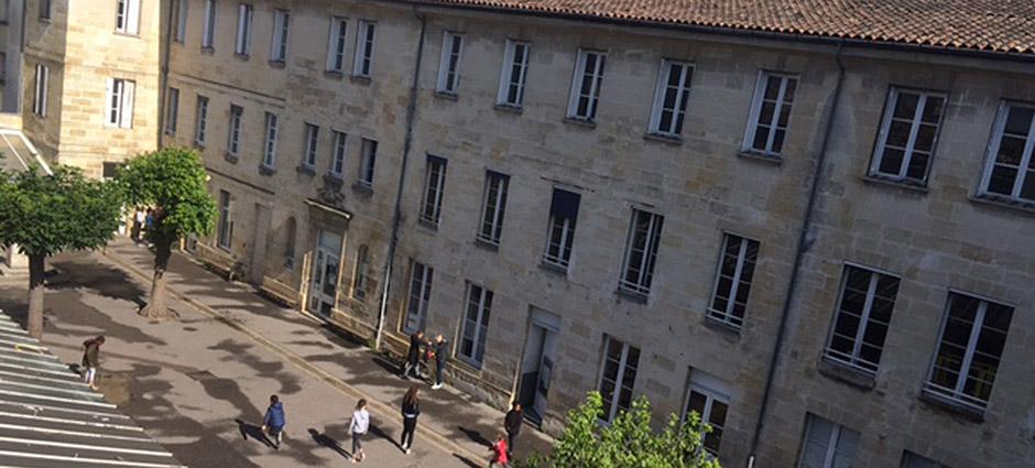 33000 - Bordeaux - Collège Le Mirail, le collège du Matin