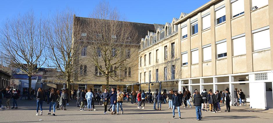 33100 - Bordeaux - Collège Sainte-Marie Bastide