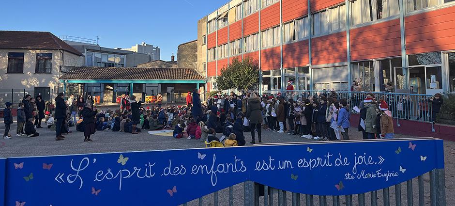 33073 - Bordeaux - École de l'Assomption Sainte-Clotilde, Ensemble Scolaire ASC Bordeaux
