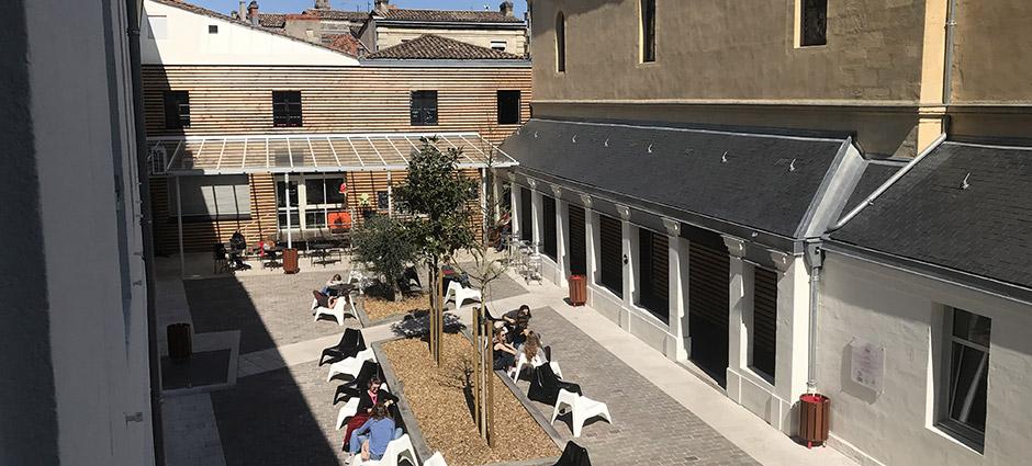 33000 - Bordeaux - Lycée Immaconcept - Le Mirail