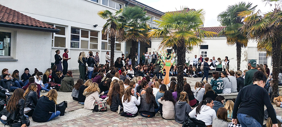 33000 - Bordeaux - Lycée Professionnel Privé Saint-Augustin