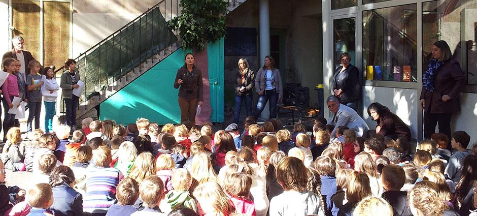 34120 - Pézenas - École Privée Sainte-Marthe