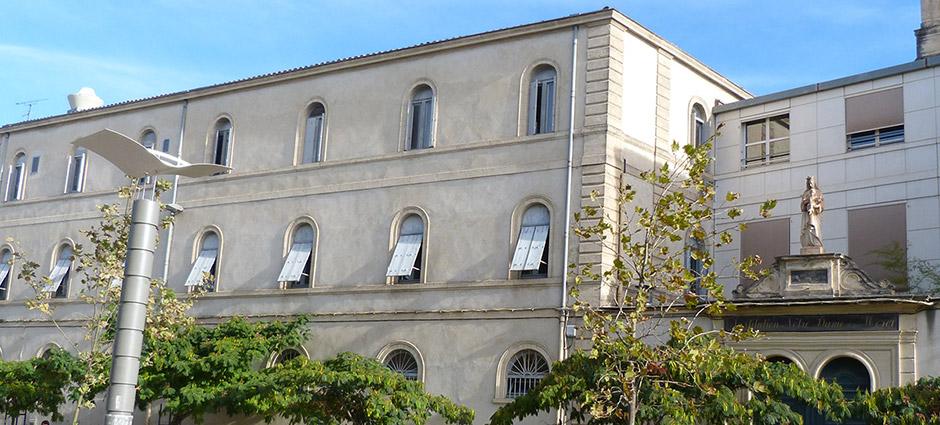 34965 - Montpellier - Lycée Privé  Notre-Dame de la Merci