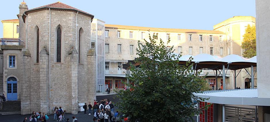 34500 - Béziers - Collège Privé Pic la Salle