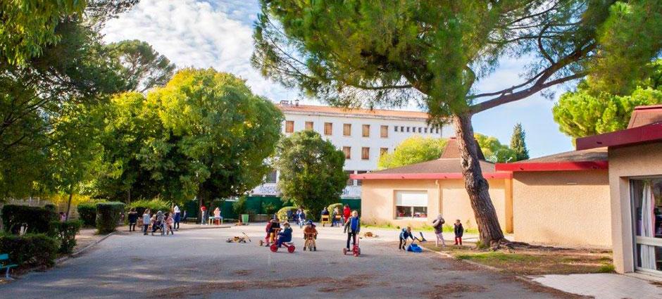 34090 - Montpellier - École Privée Sainte-Odile
