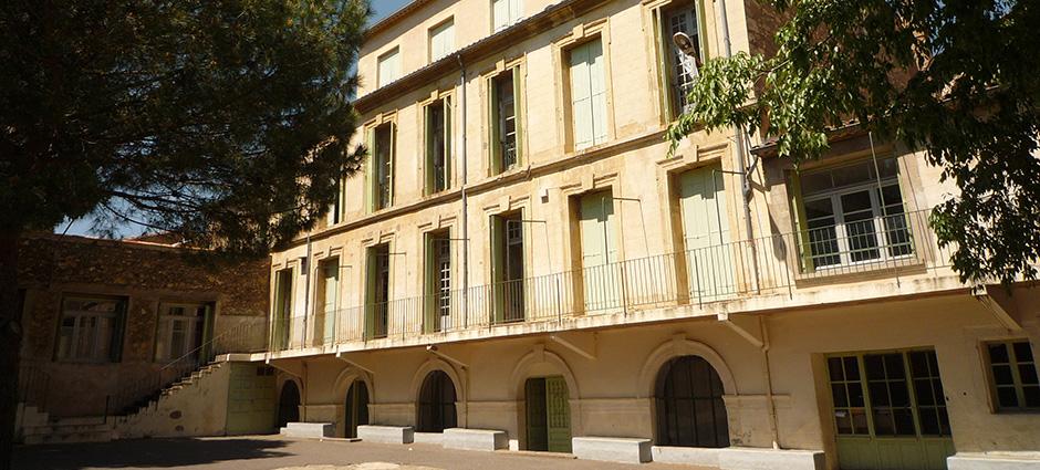 34120 - Pézenas - Collège Privé Sainte-Marthe