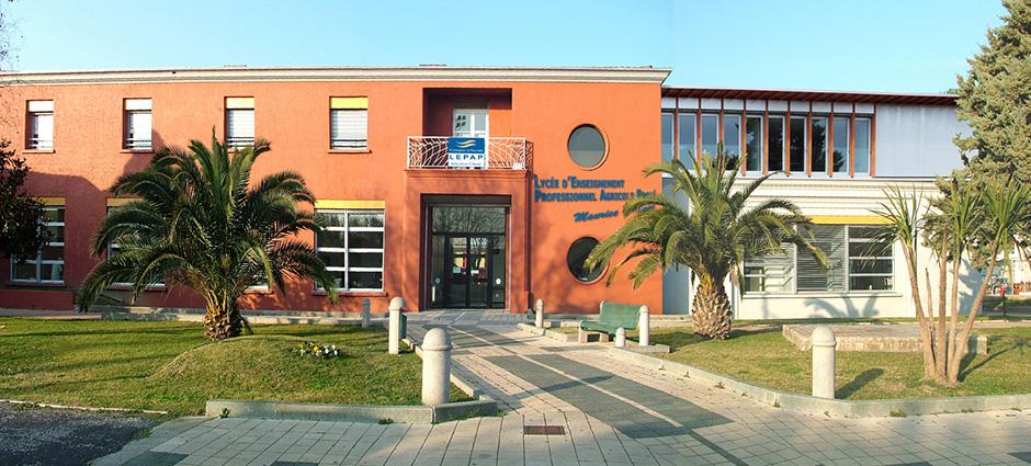 34110 - Frontignan - Lycée d'Enseignement Professionnel Agricole Privé Maurice Clavel