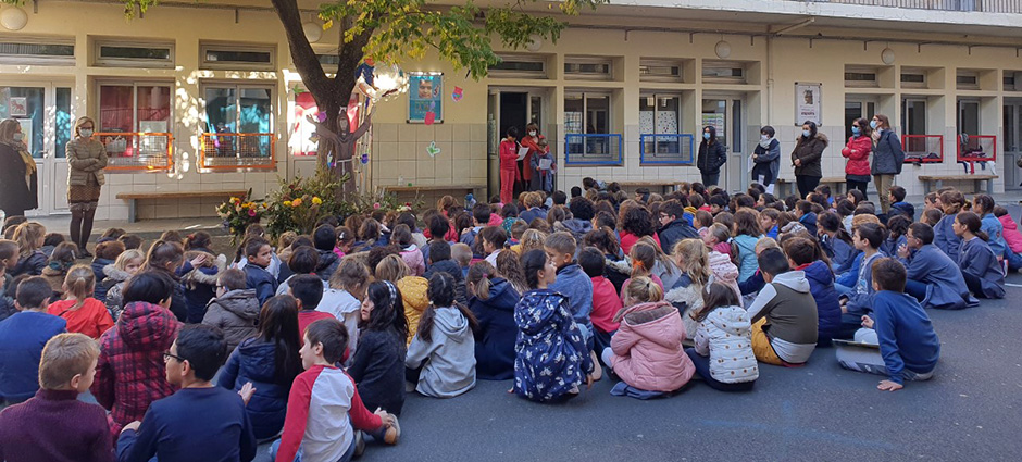 34500 - Béziers - École Privée Sainte-Madeleine