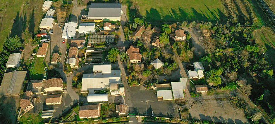 34150 - Gignac - Lycée Privé Agricole Vallée de l'Hérault