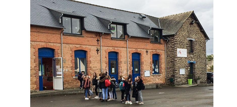 35380 - Plélan-le-Grand - Collège Privé de l'Hermine