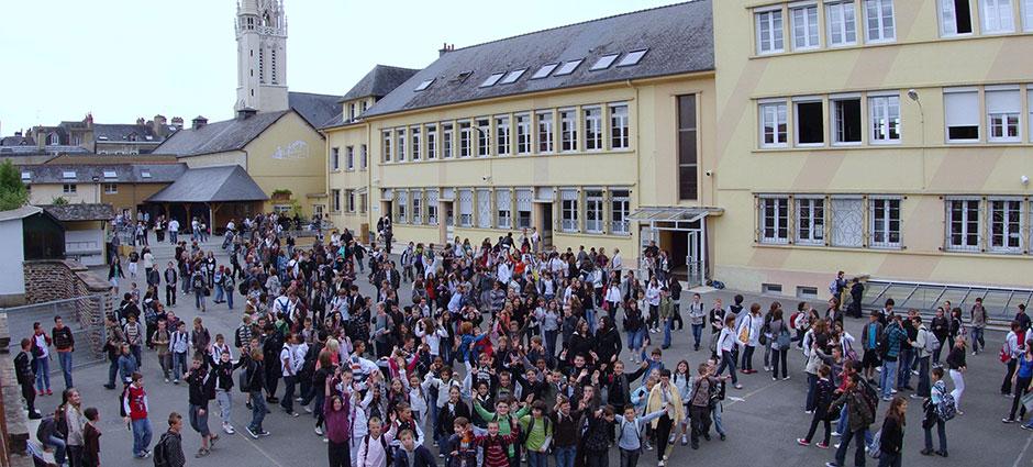 35000 - Rennes - Collège Saint-Hélier