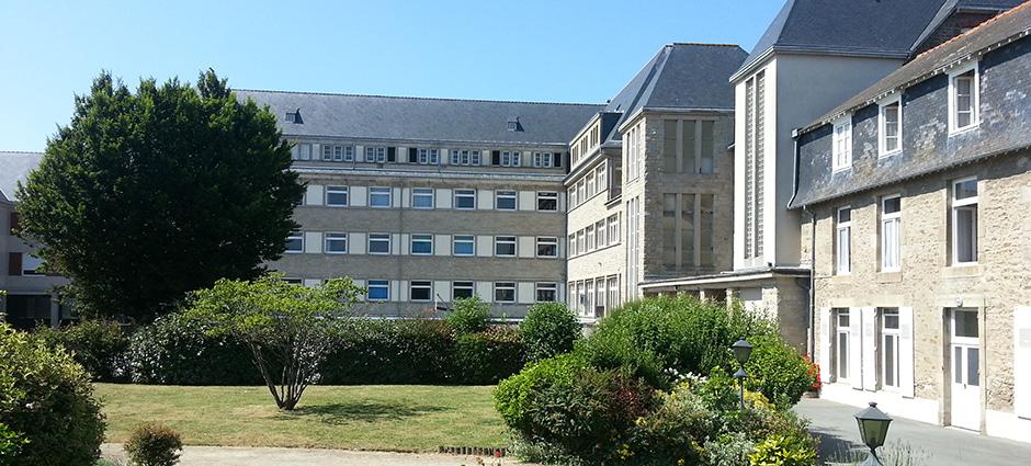 35400 - Saint-Malo - Collège Privé Choisy - Ensemble scolaire Notre Dame des Chênes